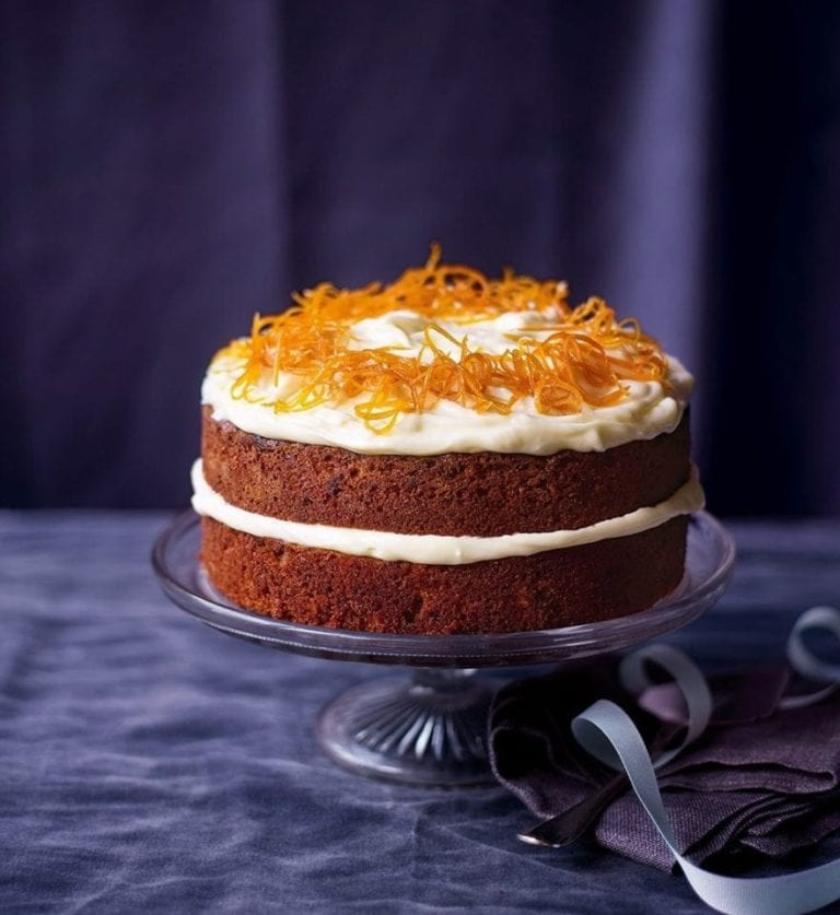 Paul Hollywood S Ultimate Carrot Cake Delicious Magazine