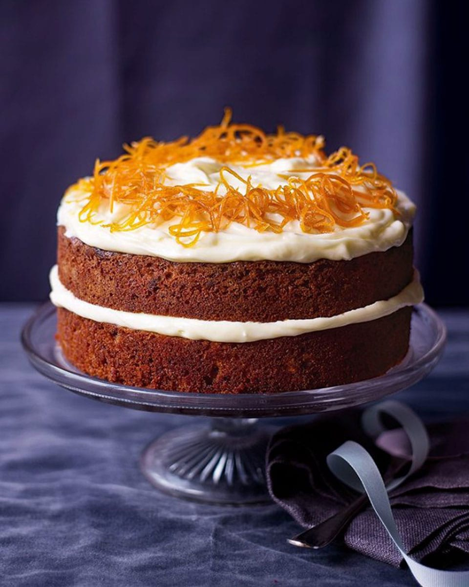 Paul Hollywood's ultimate carrot cake recipe   delicious. magazine
