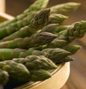 Why is the British asparagus season so short? (And other more personal questions…)