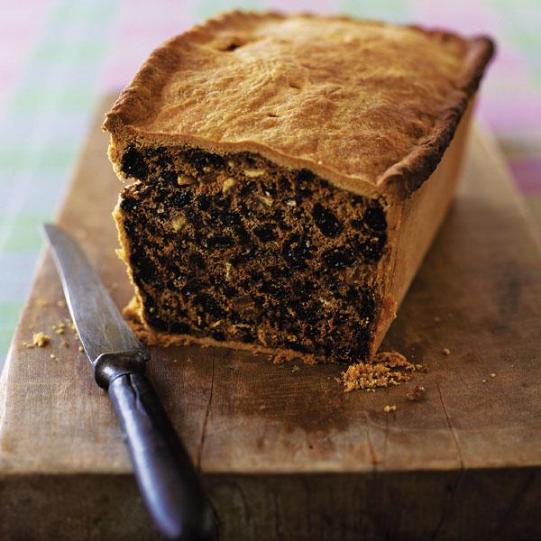 scottish black bun delicious magazine