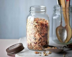 How to make granola in 5 easy steps