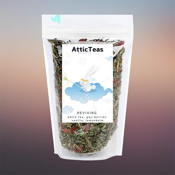 attic tea