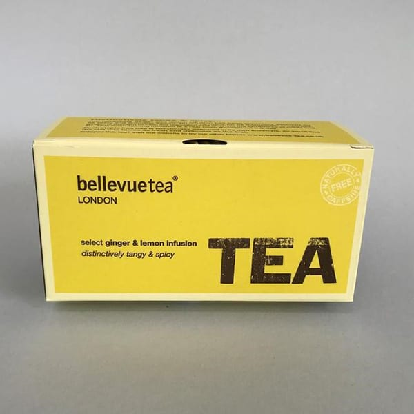 bellevue tea