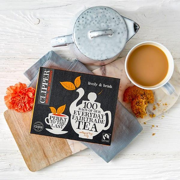 Online directory: best UK tea brands