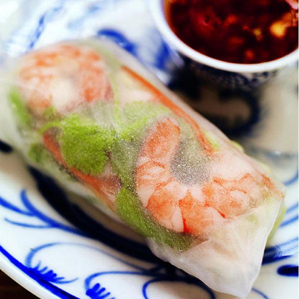Vietnamese rice paper rolls delicious magazine forumfinder Choice Image
