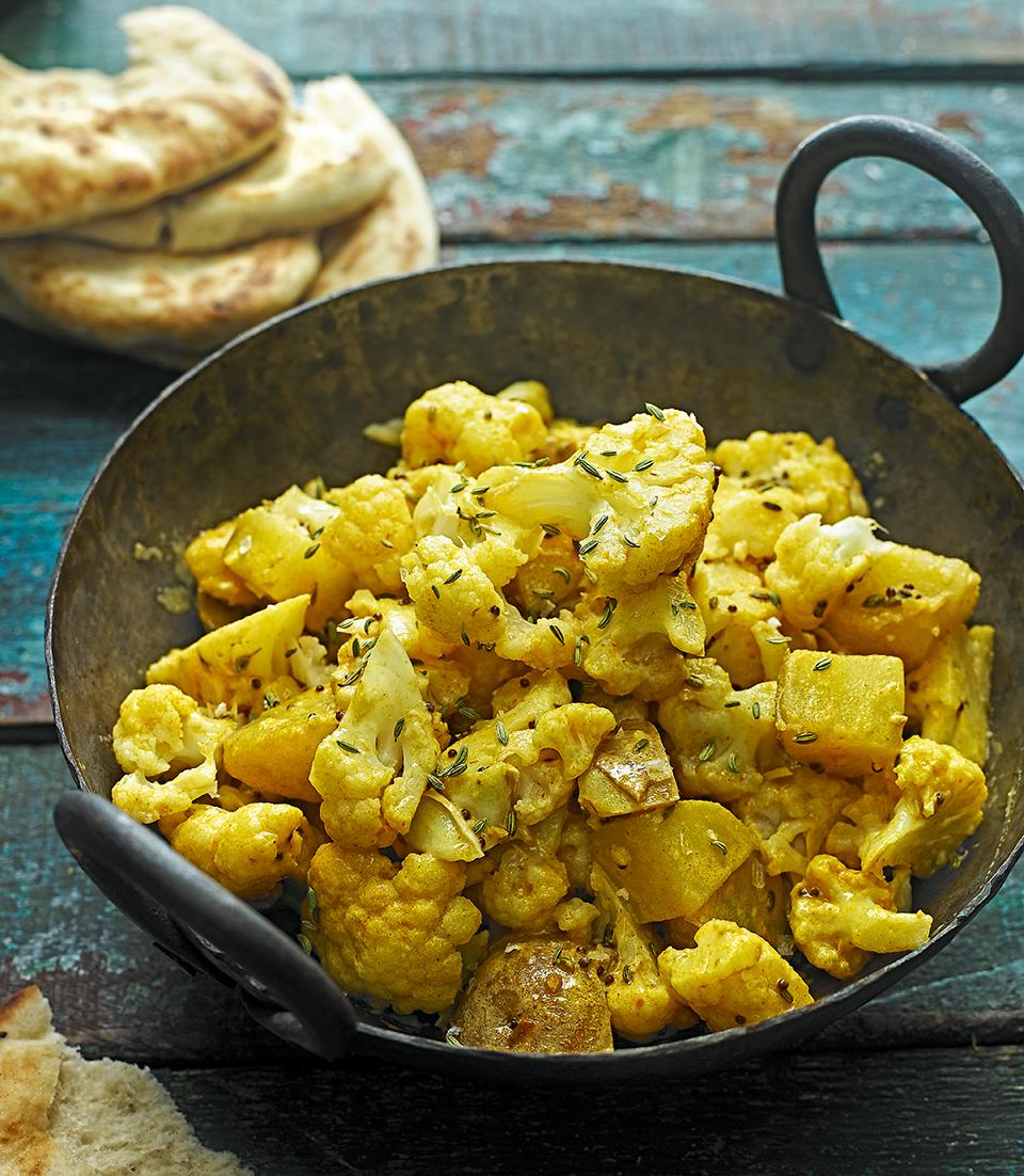 Cauliflower curry delicious magazine forumfinder Gallery