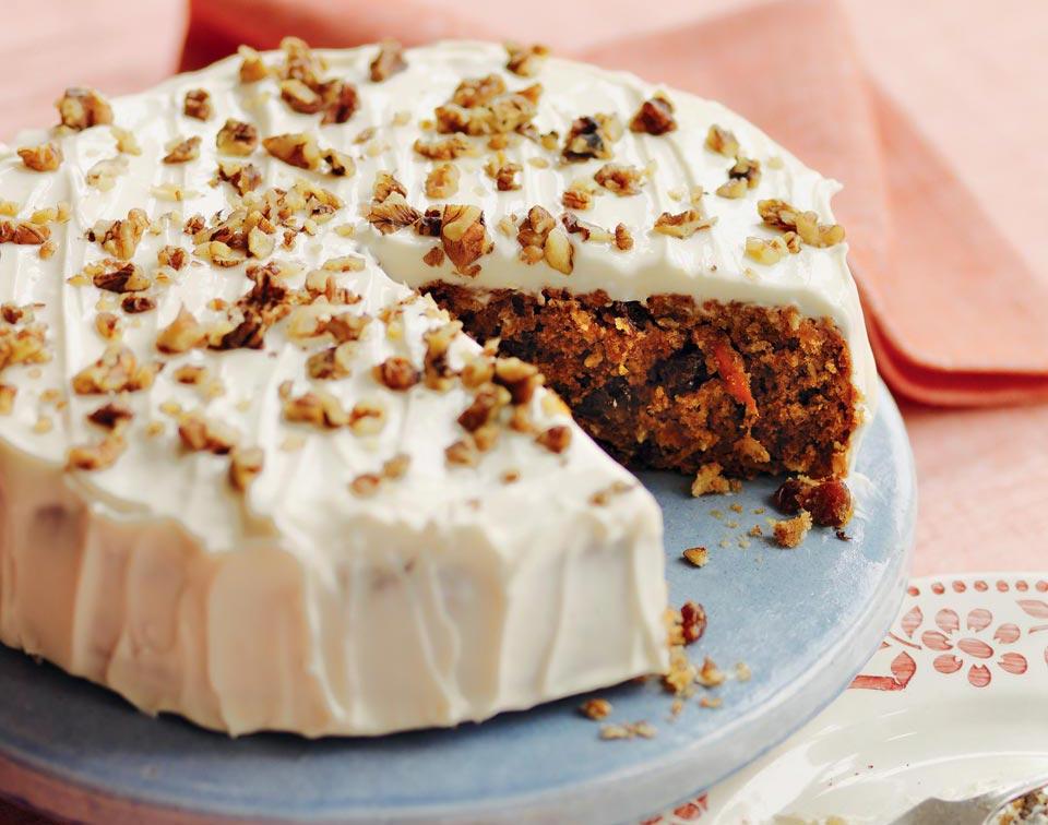 Cake Recipes In Veg: Vegetable Cake Recipes