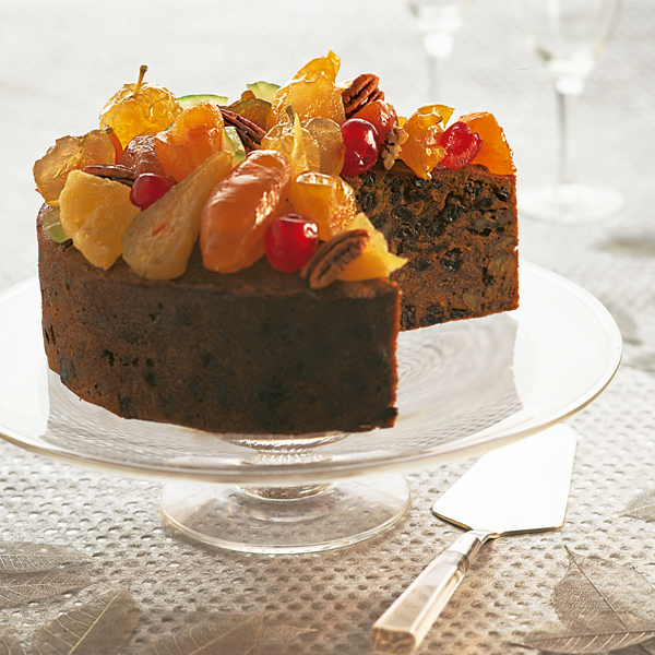 Christmas cake gluten wheat and dairy free delicious magazine forumfinder Image collections