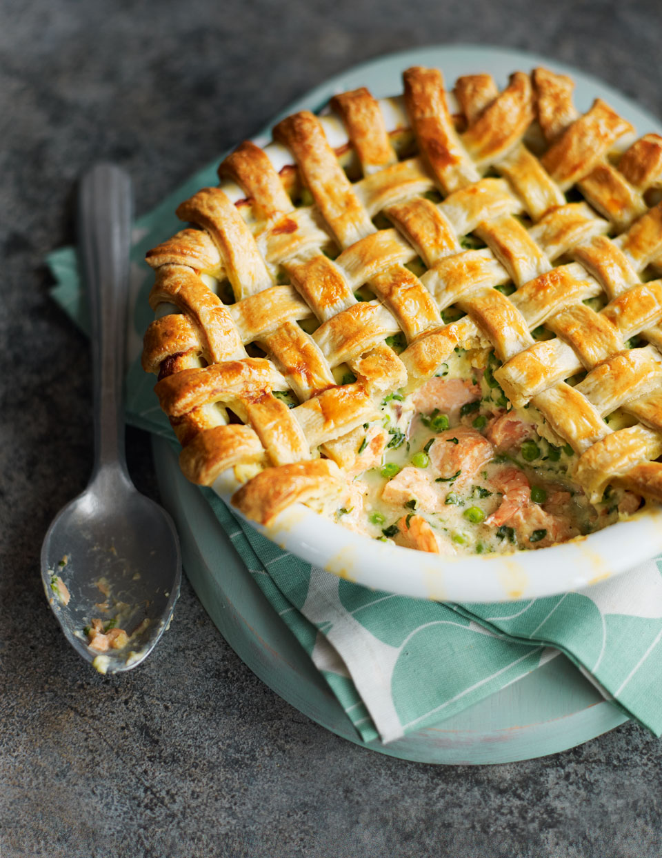Fish pie with prawns and watercress delicious magazine for Fish pie recipe