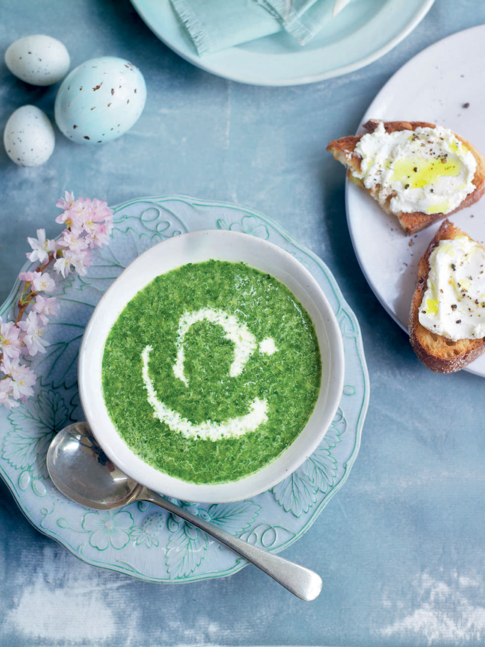 Delicious sorrel soup: recipe and cooking 94