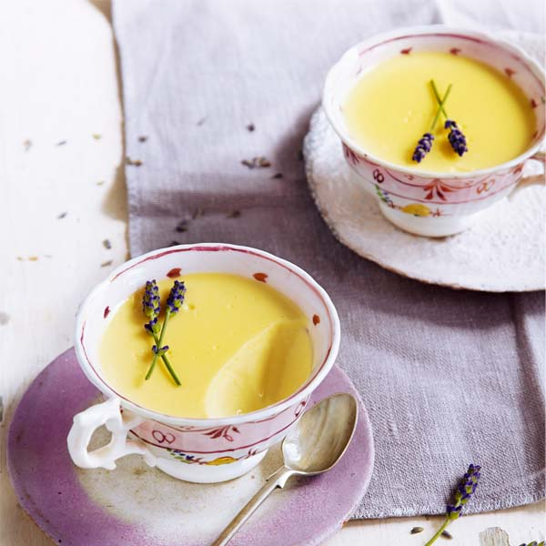 Lemon possets