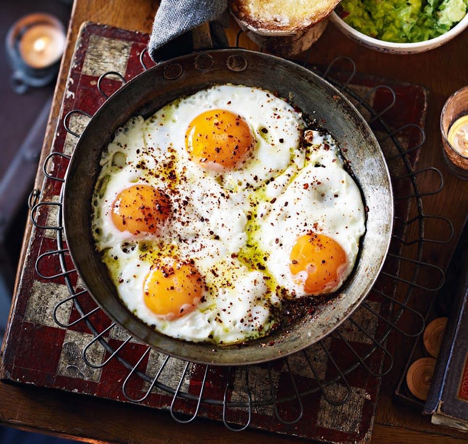 egg recipes delicious magazine