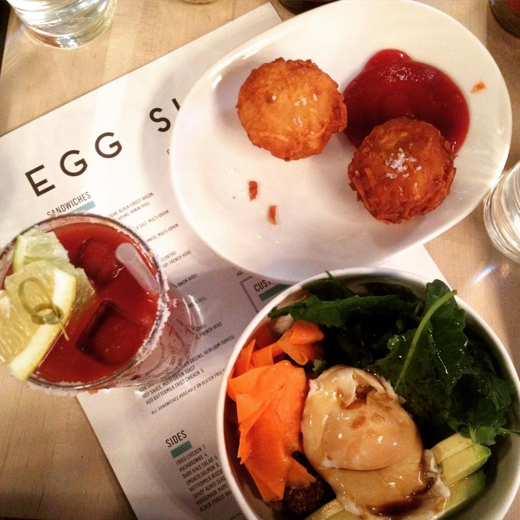 Egg Shop New York