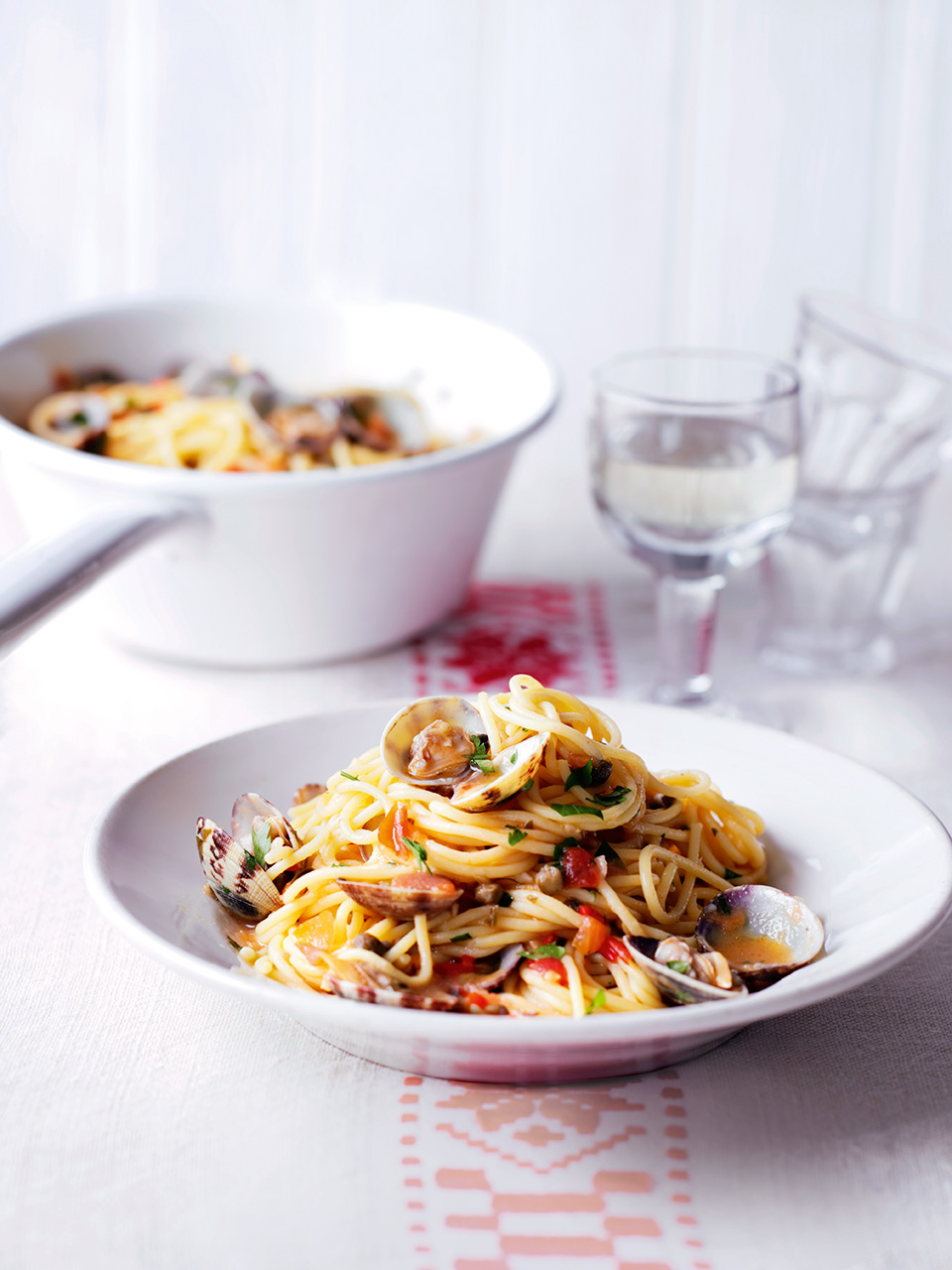 Spaghetti vongole - delicious. magazine