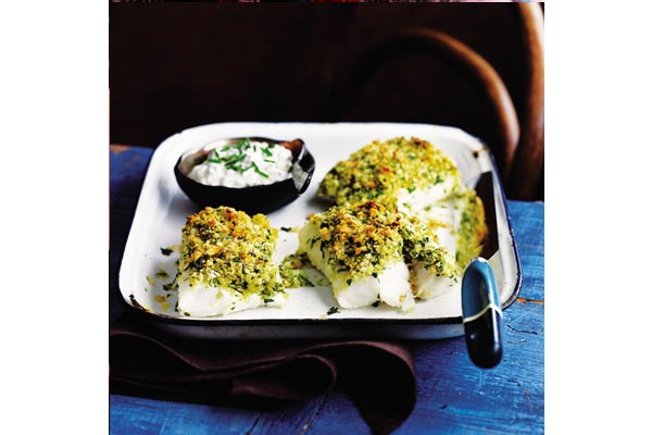 Baked-fish