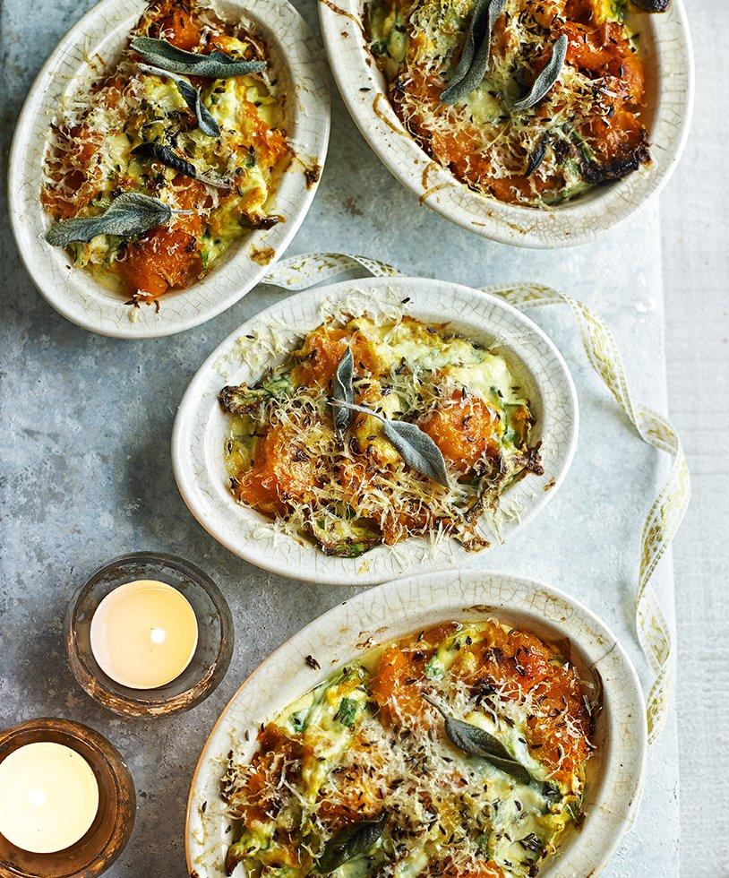 Vegetarian Bake Recipes