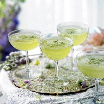 cucumber mint cocktail
