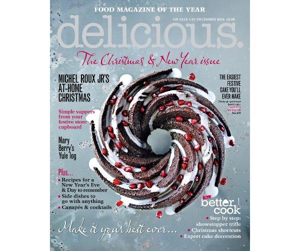 delicious december cover