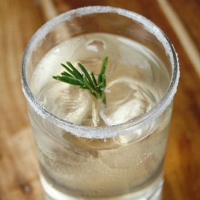 pear and rosemary