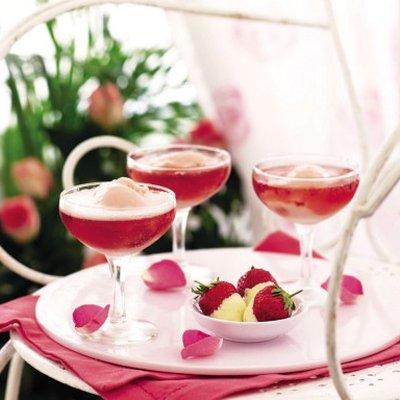 sorbet cocktail