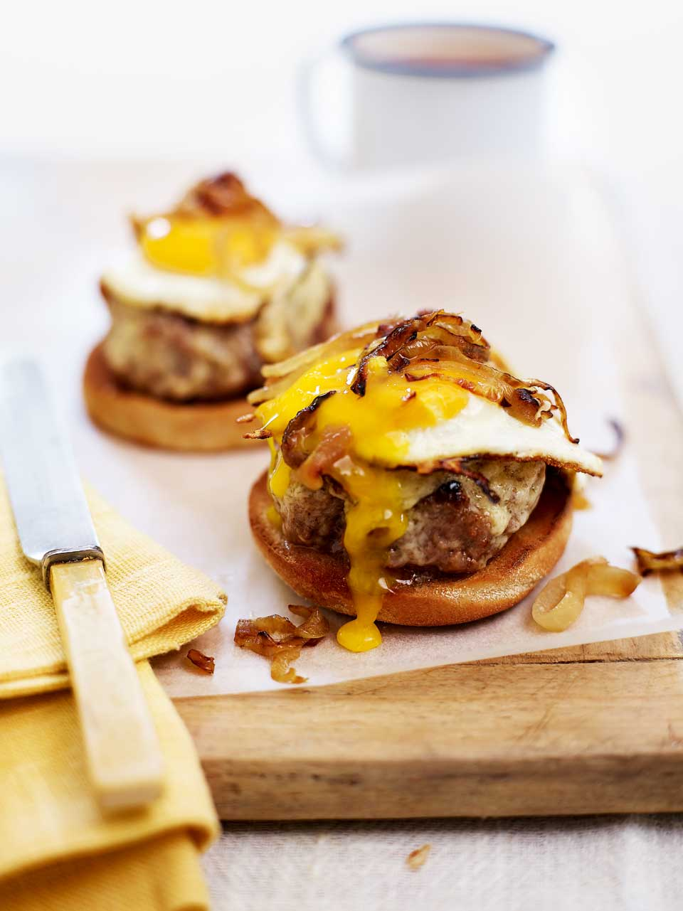 Sausage and egg muffins delicious magazine forumfinder Image collections