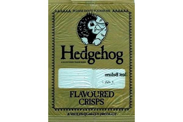 Hedgehog-crisps