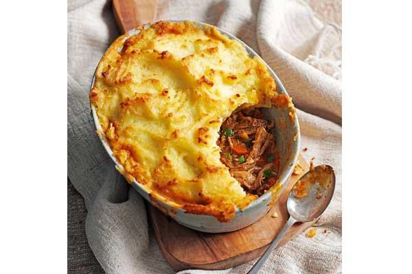 Leftover-lamb-shepherd's-pie