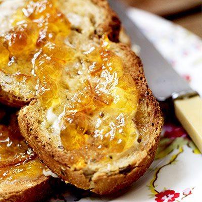 marmalade-on-toast