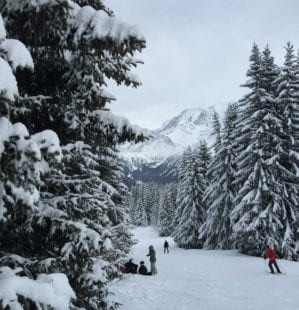 Where to eat in Megève, France
