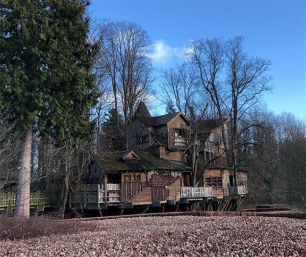 treehouse alnwick