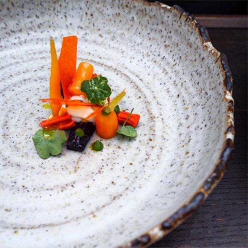 L'Enclume-carrots-and-ham-fat