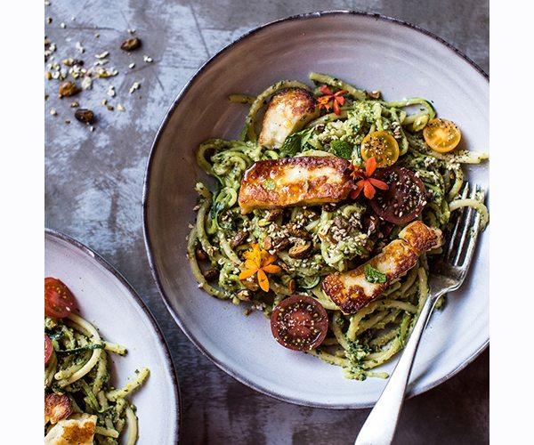 Green-Goddess-Zucchini-Pasta-with-Fried-Halloumi-1