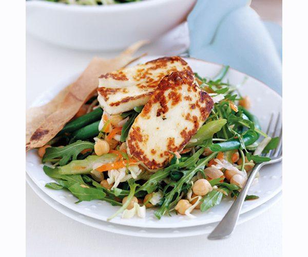 halloumi-and-chickpea-salad