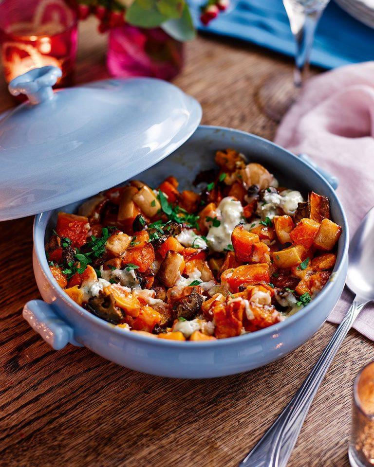 vegetarian christmas recipes delicious magazine - Vegetarian Christmas Entree
