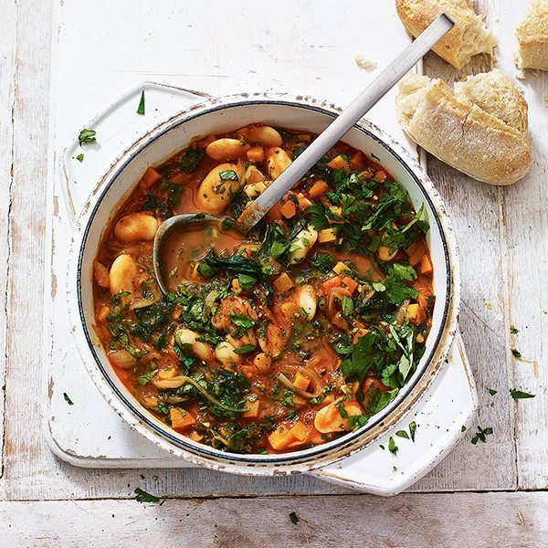 Butterbean-and-vegetable-stew