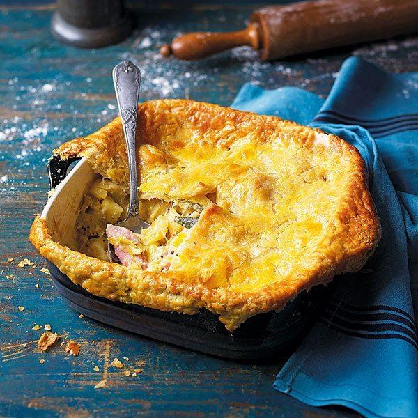 Ham-leftover-pie