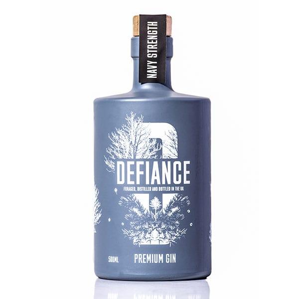 Defiance gin