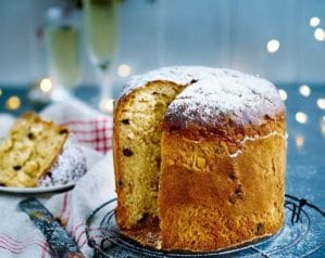How to make panettone