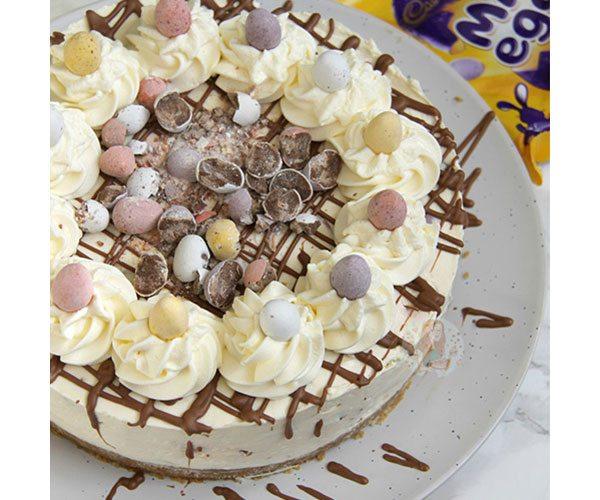 Mini-egg-cheesecake