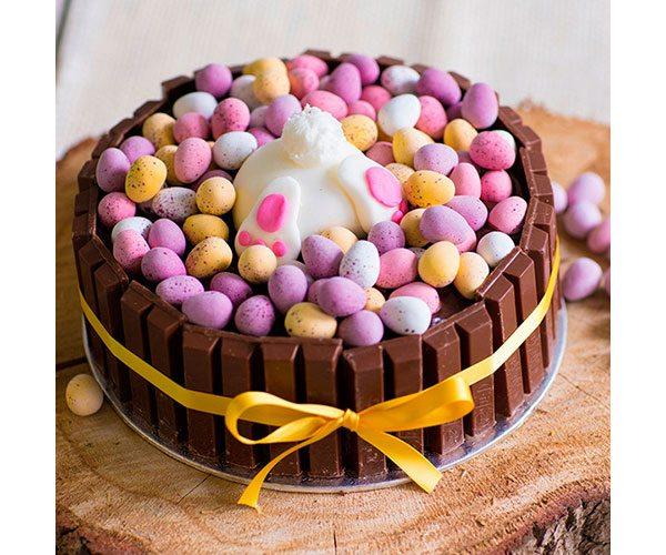 Mini-eggs-bunny-cake