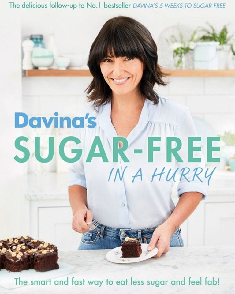 Cookbook road test: Davina's Sugar-free in a Hurry