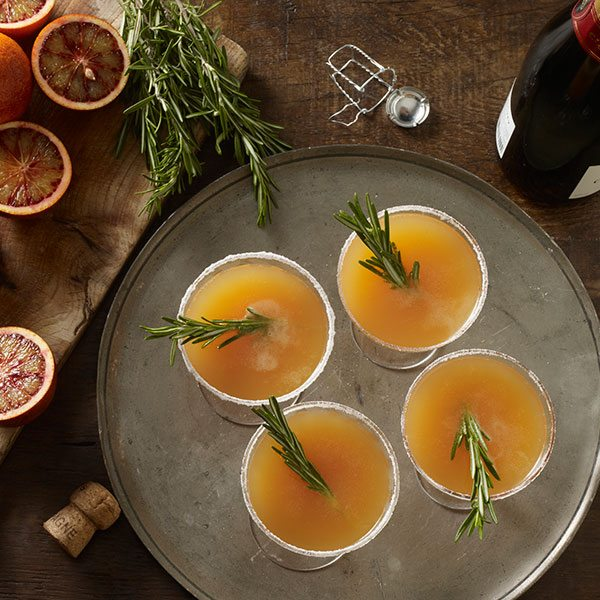 Blood-Orange-and-Rosemary-Bucks-Fizz