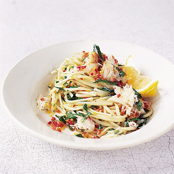 crab-linguine