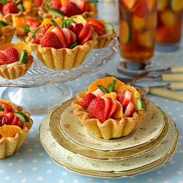 pimms-tarts