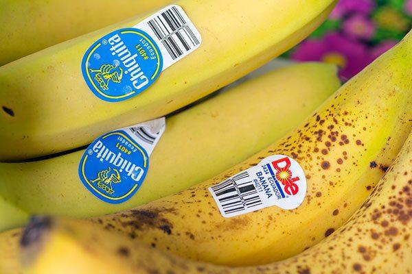 Banana-label