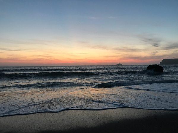 Greenaway-at-sunset