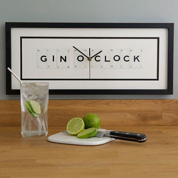 ginclock