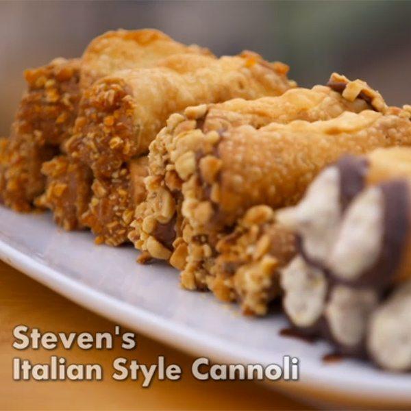 Steven-cannoli