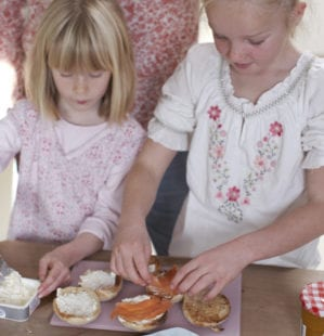 Can you turn fussy kids into healthy eaters?