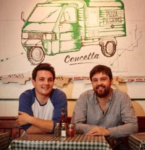 How easy is it to start a pizzeria? Pizza Pilgrims' journey: listen now